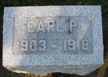 BUSSARD, EARL P. - Darke County, Ohio | EARL P. BUSSARD - Ohio Gravestone Photos