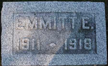 BUSSARD, EMMITT E. - Darke County, Ohio | EMMITT E. BUSSARD - Ohio Gravestone Photos