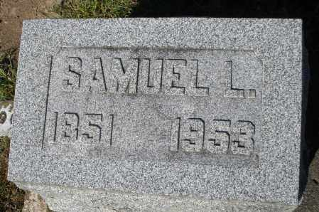BUSSARD, SAMUEL L. - Darke County, Ohio   SAMUEL L. BUSSARD - Ohio Gravestone Photos