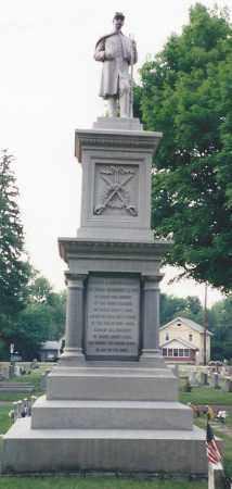 CIVIL WAR, MEMORIAL - Darke County, Ohio | MEMORIAL CIVIL WAR - Ohio Gravestone Photos