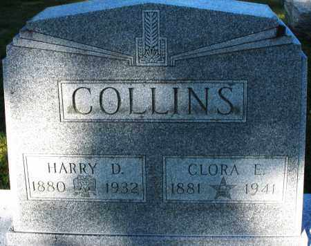 COLLINS, HARRY D. - Darke County, Ohio | HARRY D. COLLINS - Ohio Gravestone Photos