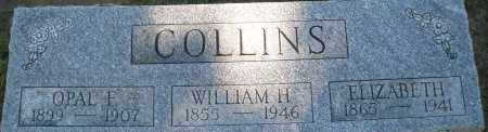 COLLINS, OPAL F. - Darke County, Ohio | OPAL F. COLLINS - Ohio Gravestone Photos