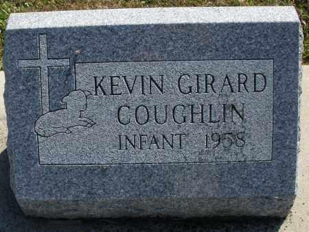 COUGHLIN, KEVIN GIRARD - Darke County, Ohio   KEVIN GIRARD COUGHLIN - Ohio Gravestone Photos