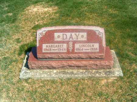 DAY, MARGARET - Darke County, Ohio | MARGARET DAY - Ohio Gravestone Photos