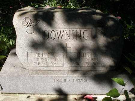 DOWNING, LILLIAN A. - Darke County, Ohio | LILLIAN A. DOWNING - Ohio Gravestone Photos