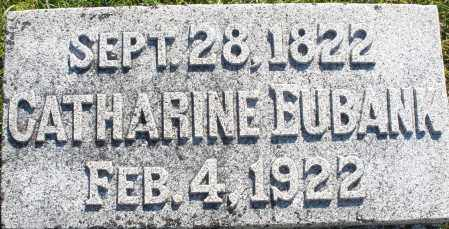 EUBANK, CATHARINE - Darke County, Ohio | CATHARINE EUBANK - Ohio Gravestone Photos