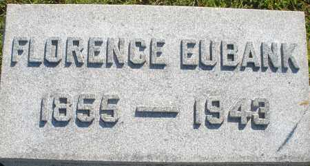 EUBANK, FLORENCE - Darke County, Ohio | FLORENCE EUBANK - Ohio Gravestone Photos