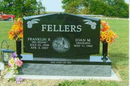 FELLERS, FRANKLIN - Darke County, Ohio | FRANKLIN FELLERS - Ohio Gravestone Photos