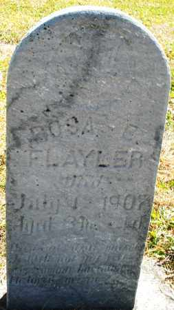 FLAYER, ROSA - Darke County, Ohio | ROSA FLAYER - Ohio Gravestone Photos