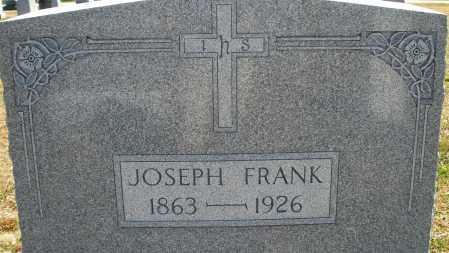 FRANK, JOSEPH - Darke County, Ohio | JOSEPH FRANK - Ohio Gravestone Photos