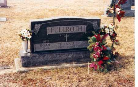 FULLROTH, EDGAR - Darke County, Ohio | EDGAR FULLROTH - Ohio Gravestone Photos