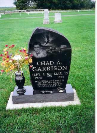 GARRISON, CHARD A. - Darke County, Ohio | CHARD A. GARRISON - Ohio Gravestone Photos