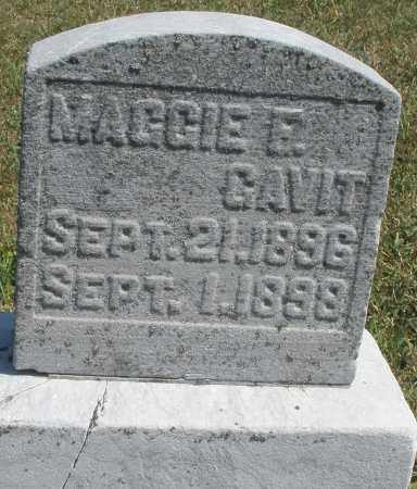 GAVIT, MAGGIE - Darke County, Ohio | MAGGIE GAVIT - Ohio Gravestone Photos