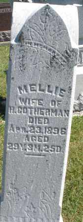 GOTHERMAN, MELLIE - Darke County, Ohio | MELLIE GOTHERMAN - Ohio Gravestone Photos