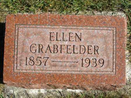 GRABFELDER, ELLEN - Darke County, Ohio | ELLEN GRABFELDER - Ohio Gravestone Photos