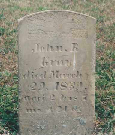 GRAY, JOHN - Darke County, Ohio | JOHN GRAY - Ohio Gravestone Photos