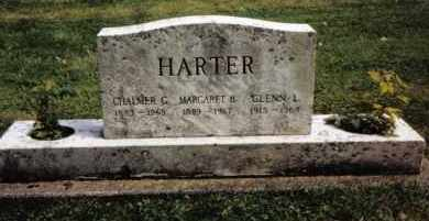 HARTER, GLENN L. - Darke County, Ohio | GLENN L. HARTER - Ohio Gravestone Photos