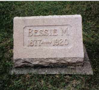 HARTER, BESSIE M. - Darke County, Ohio | BESSIE M. HARTER - Ohio Gravestone Photos