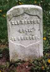 HARTER, ELI - Darke County, Ohio | ELI HARTER - Ohio Gravestone Photos
