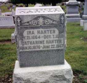 HARTER, CATHERINE - Darke County, Ohio | CATHERINE HARTER - Ohio Gravestone Photos