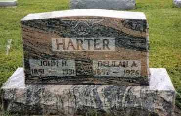 HARTER, JOHN H. - Darke County, Ohio | JOHN H. HARTER - Ohio Gravestone Photos