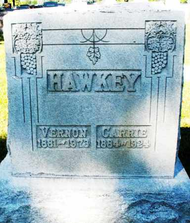 HAWKEY, CARRIE - Darke County, Ohio | CARRIE HAWKEY - Ohio Gravestone Photos