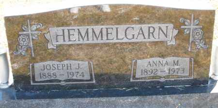HEMMELGARN, ANNA M. - Darke County, Ohio | ANNA M. HEMMELGARN - Ohio Gravestone Photos