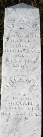 HIELAN, INFANT SON - Darke County, Ohio | INFANT SON HIELAN - Ohio Gravestone Photos