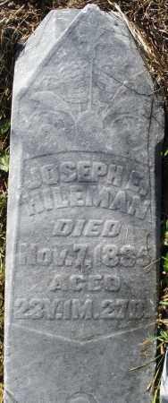 HILEMAN, JOSEPH E. - Darke County, Ohio | JOSEPH E. HILEMAN - Ohio Gravestone Photos