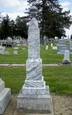 FRANTZ HOFFERT, NANCY - Darke County, Ohio | NANCY FRANTZ HOFFERT - Ohio Gravestone Photos