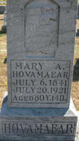 HOVAMAEAR, MARY A. - Darke County, Ohio | MARY A. HOVAMAEAR - Ohio Gravestone Photos