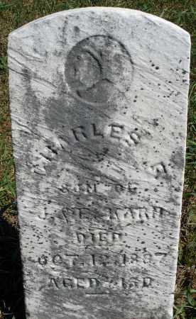 KARN, CHARLES R. - Darke County, Ohio | CHARLES R. KARN - Ohio Gravestone Photos