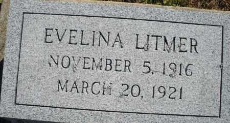 LITMER, EVELINA - Darke County, Ohio | EVELINA LITMER - Ohio Gravestone Photos