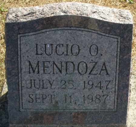 MENDOZA, LUCIO O. - Darke County, Ohio | LUCIO O. MENDOZA - Ohio Gravestone Photos