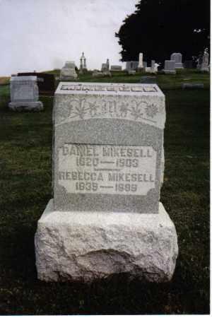 MIKESELL, DANIEL - Darke County, Ohio | DANIEL MIKESELL - Ohio Gravestone Photos