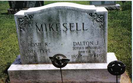 MIKESELL, ROSIE K. - Darke County, Ohio | ROSIE K. MIKESELL - Ohio Gravestone Photos