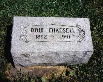MIKESELL, DOW - Darke County, Ohio | DOW MIKESELL - Ohio Gravestone Photos