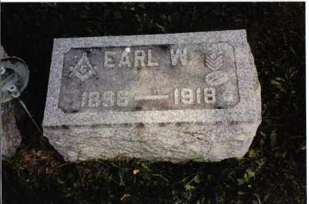 MIKESELL, EARL W. - Darke County, Ohio | EARL W. MIKESELL - Ohio Gravestone Photos
