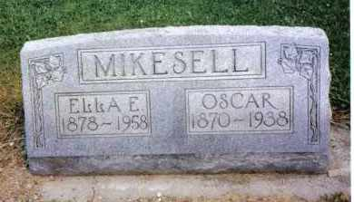 MIKESELL, ELLA E. - Darke County, Ohio | ELLA E. MIKESELL - Ohio Gravestone Photos