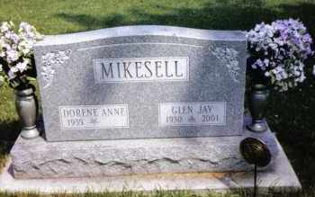 MIKESELL, DORENE ANNE - Darke County, Ohio | DORENE ANNE MIKESELL - Ohio Gravestone Photos