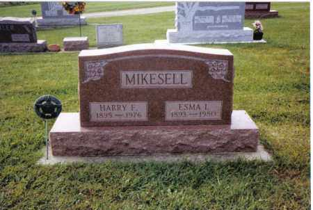 MIKESELL, ESMA I. - Darke County, Ohio | ESMA I. MIKESELL - Ohio Gravestone Photos