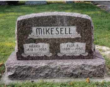 MIKESELL, HARRY J. - Darke County, Ohio | HARRY J. MIKESELL - Ohio Gravestone Photos