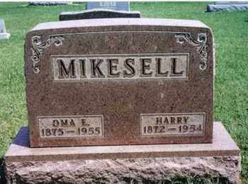 MIKESELL, HARRY - Darke County, Ohio | HARRY MIKESELL - Ohio Gravestone Photos