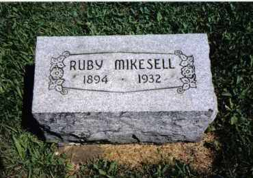 MIKESELL, RUBY - Darke County, Ohio | RUBY MIKESELL - Ohio Gravestone Photos