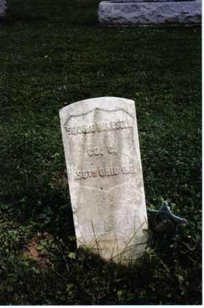 MIKESELL, SQUIRE - Darke County, Ohio | SQUIRE MIKESELL - Ohio Gravestone Photos