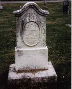 MIKESELL, SAMUEL - Darke County, Ohio | SAMUEL MIKESELL - Ohio Gravestone Photos