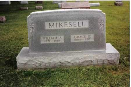 MIKESELL, GRACE E. - Darke County, Ohio | GRACE E. MIKESELL - Ohio Gravestone Photos
