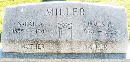 MILLER, JAMES H. - Darke County, Ohio | JAMES H. MILLER - Ohio Gravestone Photos