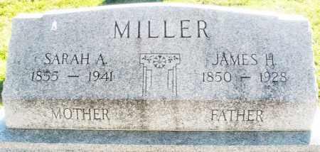 MILLER, SARAH A. - Darke County, Ohio | SARAH A. MILLER - Ohio Gravestone Photos