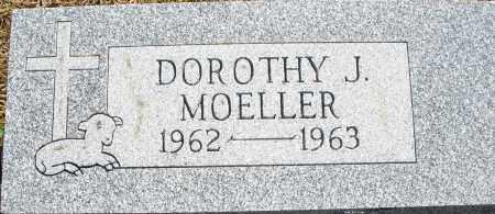 MOELLER, DOROTHY J. - Darke County, Ohio | DOROTHY J. MOELLER - Ohio Gravestone Photos